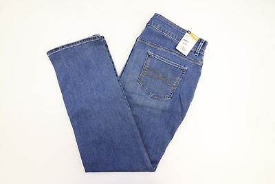 New Lee Houston Straight Leg Womens Perfect Fit Jeans Plus Size 18W M, 40 x 31