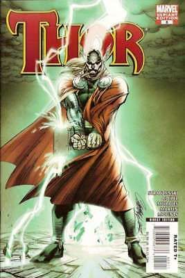 Thor (2007 series) #5 Variant in Near Mint condition. Marvel comics [*s9]
