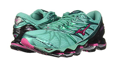 0b709041e838 Mizuno's Women's Wave Prophecy 7 in BILLARD-PACIFIC 4APC Sz. 6-10 NEW