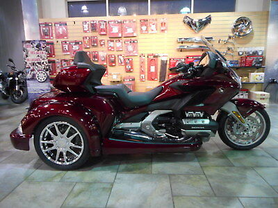 2018 Honda Gold Wing DCT Automatic