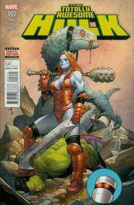 Totally Awesome Hulk #2 in Near Mint condition. Marvel comics [*n5]