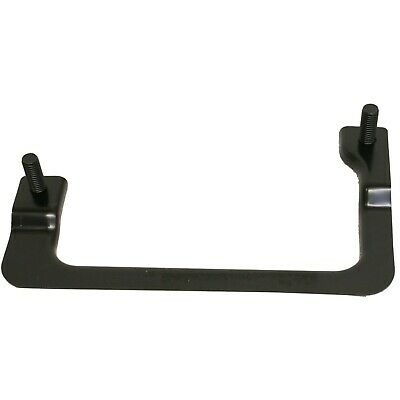 Bumper Bracket For 2009-2014 Ford F-150, Mounting, Steel, Front Left