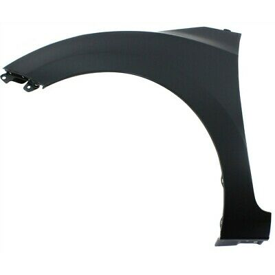 New Front Left Driver Side Fender For 2011-2016 Hyundai Elantra And Hyundai Elantra Coupe Made Of Steel HY1240152