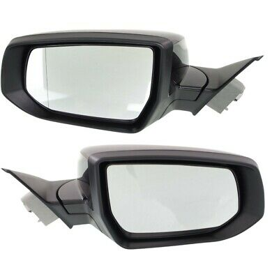 New Set of 2 Mirrors Driver /& Passenger Side Chevy LH RH for Toyota Corolla Pair