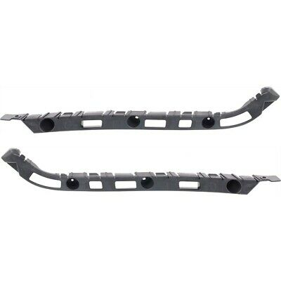 New Bumper Face Bar Guides Set of 2 Front Driver /& Passenger Side Chevy Pair