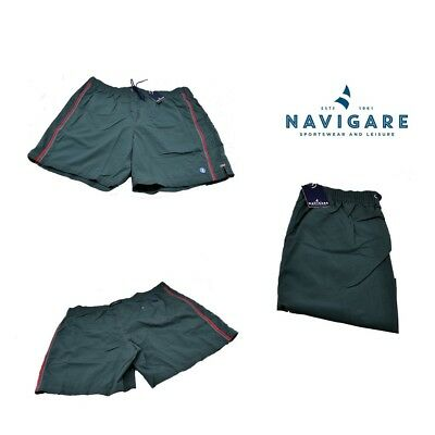 1ddcd026be Costume Mare Piscina Uomo Oversize Boxer Navigare 3Xl/6Xl Verde Navigare  798445