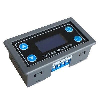 Time Delay Relay Module LCD Digital Display 6-30V Control Timer Switch Trigger