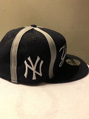 4174ccb3213 New Era New York Yankees MLB Snapback Hat Cap Baseball- Yankees Logo On Side !