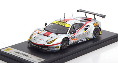1:43 Look Smart Ferrari 488 GTE #54, Spirit of Race LM 2017