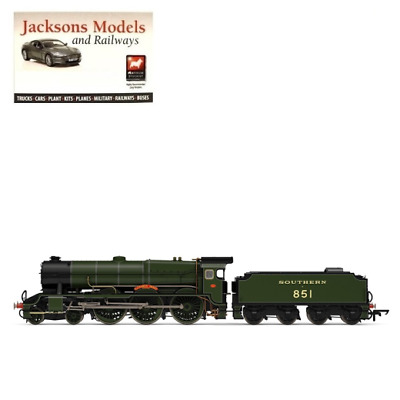 Hornby R3634 SR Lord Nelson Class 4-6-0 851 Sir Francis Drake OO Gauge