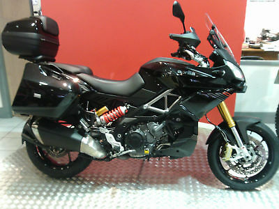 Aprilia Caponord 1200 ABS with travel pack, 2017