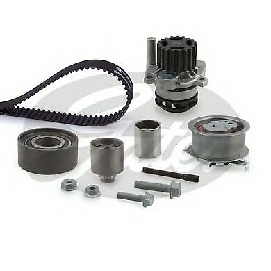 For VW Golf MK6 2.0 TDI 110HP -12 Powergrip Timing Cam Belt Kit And Water Pump