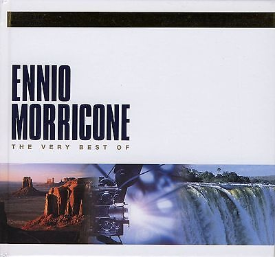 Ennio Morricone ‎– The Very Best Of K2HD CD Sealed