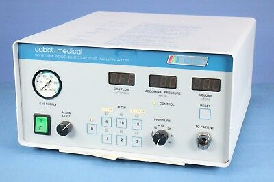 Cabot Medical Circon Cabot Insufflator 4000 Electronic Insufflator with Warranty