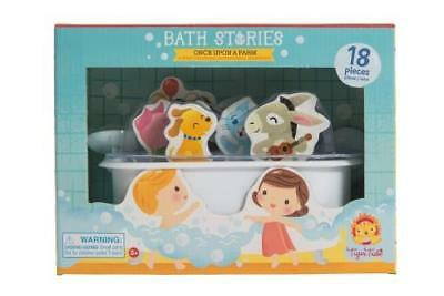 NEW Tiger Tribe Bath Stories - Once Upon a Farm - Bath Toys