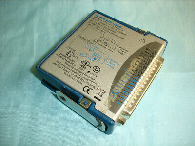 National Instruments C Module 9375 with DSUB
