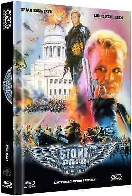 Mediabook Stone Cold - Cold Wie Stone Limited Edition Blu-Ray DVD Cover D New