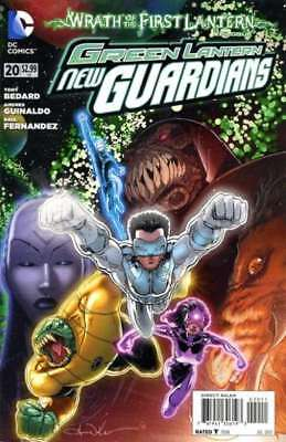 Green Lantern: New Guardians #20 in Near Mint + condition. DC comics [*xi]