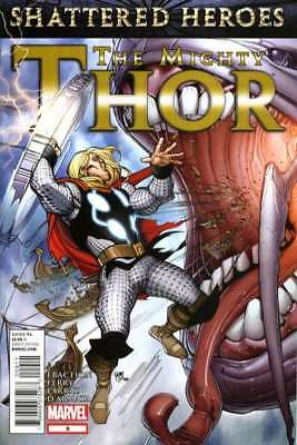 Mighty Thor (2011 series) #9 in Near Mint condition. Marvel comics [*jg]