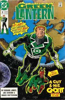 Green Lantern (1990 series) #9 in Near Mint condition. DC comics [*fs]
