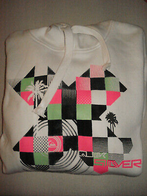 Occasion Sweat Eur L 00 Taille Quiksilver Capuche 5 A 4xXnzxwS