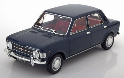 1:18 Laudoracing-Models Fiat 128 Berlina Series 1 1969 darkblue