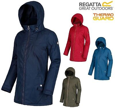 Regatta Ladies MYLEE / MYRTLE II Insulated Waterproof Jacket Coat Womens RRP £80