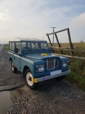Land Rover 88 3 Series