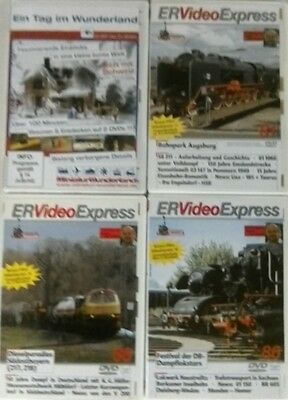 ER Video Express 81 85 86 / Ein Tag im Wunderland DVD