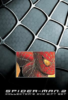 Spider-Man 2 Gift Set (Widescreen Special Edition W/Comic Book/Postcards/Sketch