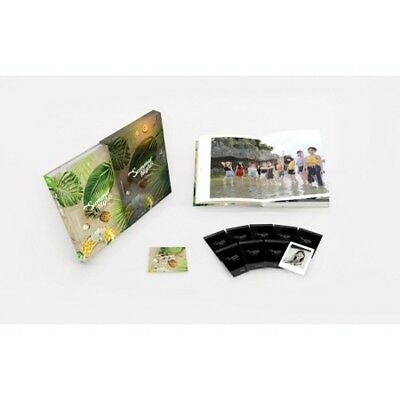 Twice-[Summer Nights Monograph] 150p Photo Book+9p PhotoCard+Gift+Tracking