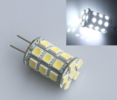 White 27 LED SMD GY6.35 G6.35 12V Halogen Incandescent 35W Replacement Bulb