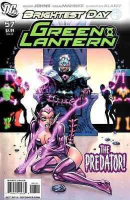 Green Lantern (2005 series) #57 in Near Mint + condition. DC comics [*ru]