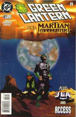 Green Lantern (1990 series) #87 in Near Mint condition. DC comics [*db]
