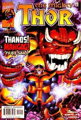 Thor (1998 series) #21 in Near Mint minus condition. Marvel comics [*v4]
