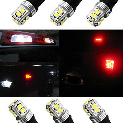 LED License Plate Backup & High Mount Lights Combo Kit For 15-up Colorado Canyon