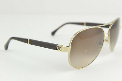 819af75b8e012 CHANEL 4195-Q 395 3B Gold And brown -  200.00