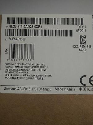 1PC New in box Siemens 6ES7 214-2AD23-OXB8 6ES7214-2AD23-OXB8