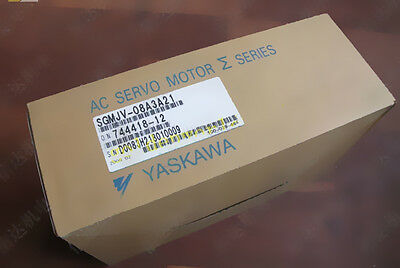 1PC NEW Yaskawa servo motor SGMJV-08A3A21 good in condition for industry use