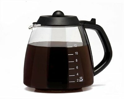 12-Cup Replacement Carafe for Hamilton Beach Kitchenaid Coffee Makers Universal