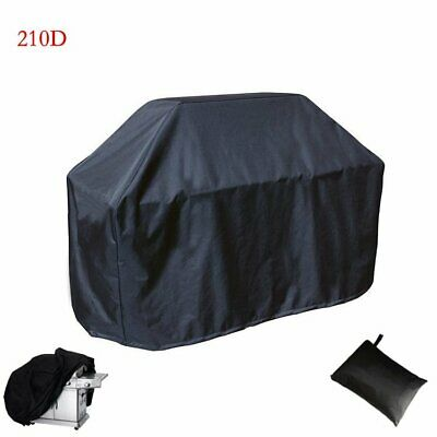145×61×117cm Waterproof Grill Cover BBQ Gas Grill Protective Cover for Outdoor