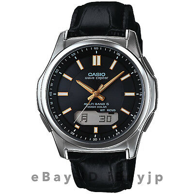 Casio wave ceptor WVA-M630L-1A2JF Multiband 6 Atomic Solar Mens Watch