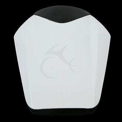 Painted White Rear Seat Cover Cowl For Honda CBR1000RR CBR 1000RR 2008-2014 09