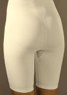 New Wholesale Job Lot  of  10 x Naturana Long Leg Control Briefs White & Nude