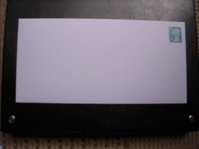 100 NEW STAMPED SIZE DL SELF SEAL ENVELOPES WITH  2nd CLASS SECURITY STAMPS