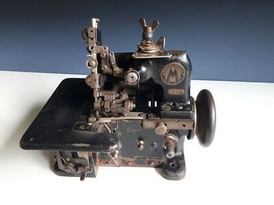 1925 Mauser Spezial JAB Industrial Overlock sewing machine