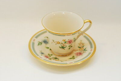Lenox Morning Blossom Cup Cups & Saucer Saucers