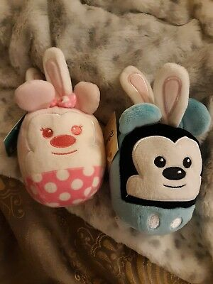 Disney's Hallmark Fluffballs for Easter brand new with tags