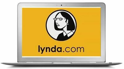 Lynda PREMIUM ACCOUNT / LIFETIME Warranty / lynda.com subscription Instantly