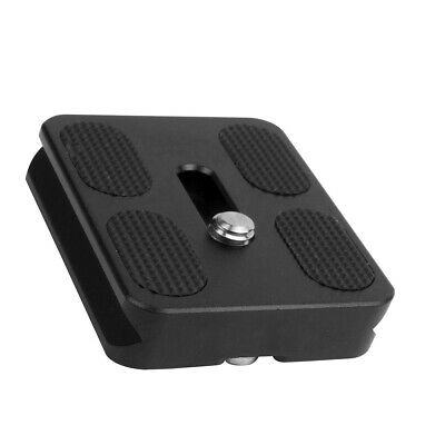 PU-50 Metal Quick Release Plate for Benro Arca Swiss Tripod Ball Head DC377